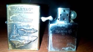 Работает ли зажигалка EARTH VARYAG на растворителе + краткий обзор на зажигалку EARTH VARYAG