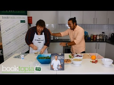 The Incompetent Cook takes on Quinoa with Adam Liaw