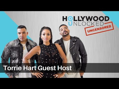 Torrei Hart talks Relationships & That a Side-Chick is Important on Hollywood Unlocked [UNCENSORED]
