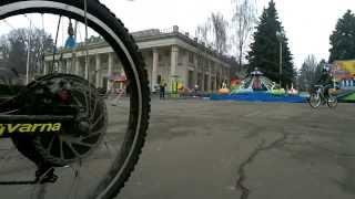 Электровелосипеды на ВДНХ, Киев
