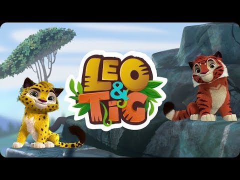 Download Leo and Tig - Episode 1 - Skin of the sun - Animated movie - Super ToonsTV