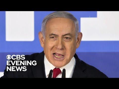 Israeli Prime Minister Benjamin Netanyahu facing corruption charges