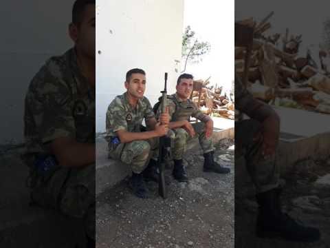 Kadir Yeşil Askerin nöbetteki feryadı her şehidin ardından bir türkü söyle