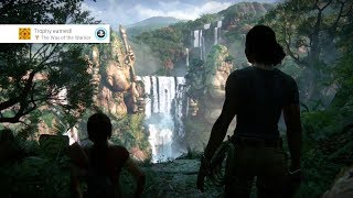 Uncharted: The Lost Legacy - Way of the Warrior Trophy Guide (Reach Ch.5 using no Guns & Explosives)