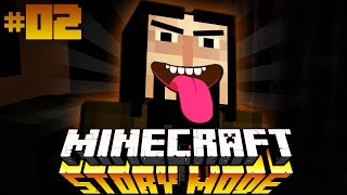 HEFTIGE DEALS in der GASSE?! - Minecraft Story Mode #02 [Deutsch/HD]