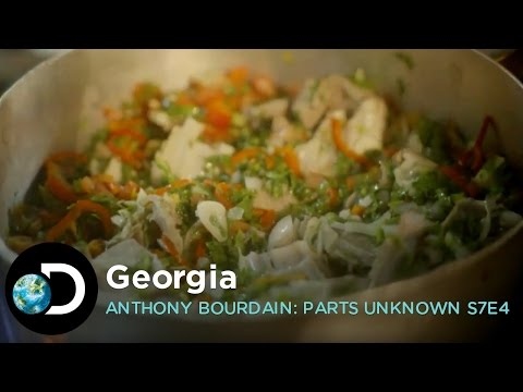 Georgia | Anthony Bourdain: Parts Unknown S7E4