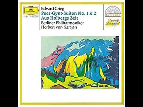 Edvard Grieg -  Peer Gynt Suite No.1, Op. 46