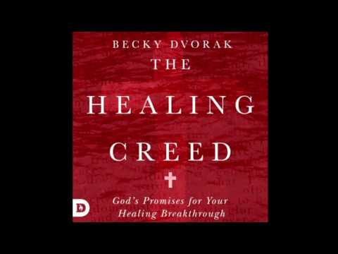Free Audio Book Preview~ Healing Creed ~ Becky Dvorak