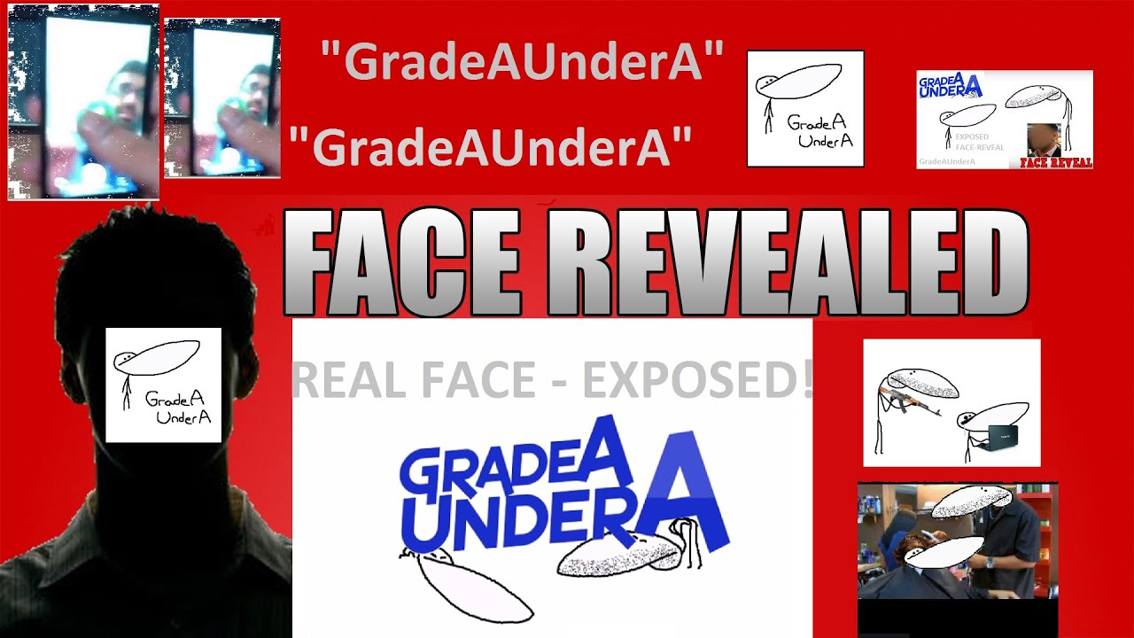 Gradeaundera Face Revealed Gradeaundera Gradeaundera Face Revealed  Gradeaundera Youtube Howtobasic Face Leaked Solution For How To