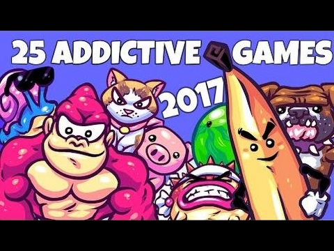 Top 25 Most Addictive Games Of 2017 Android Ios