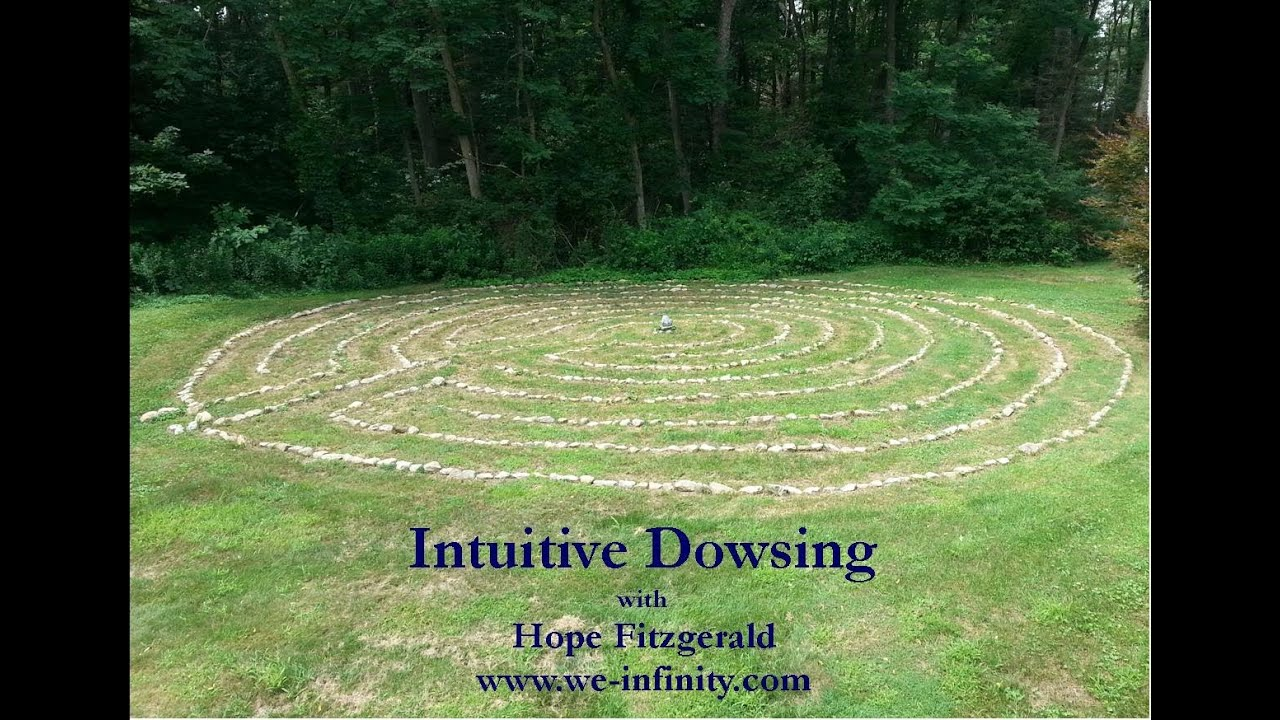 Wave Energy Center | Intuitive Dowsing