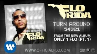 Flo Rida Turn Around 5 4 3 2 1 AUDIO