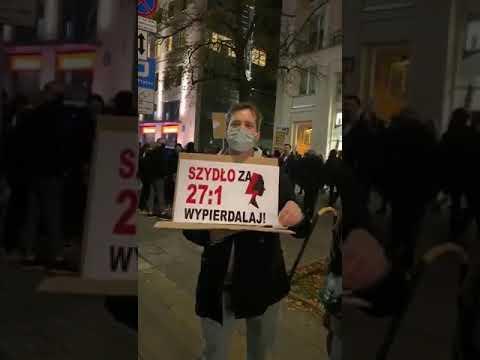 Dlaczego rząd ma uciekać? #StrajkKobiet #piekłokobiet #wyroknakobiety