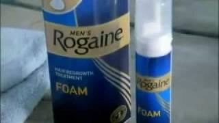 Rogaine Men´s Foam Minoxidil(, 2012-01-07T11:10:27.000Z)