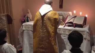 Fr. David Jones - Amid Angels (Dawn Christmas Mass)