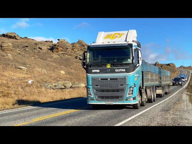 New Zealand Trucks Out and About | Ep. 8
