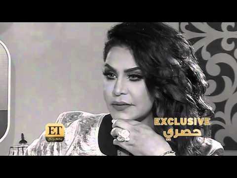 لقاء الملكة احلام في برنامج ET بالعربي (الجزء الثاني)