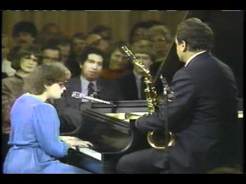 vocalist DIANE SCHUUR @ the White House - 1982