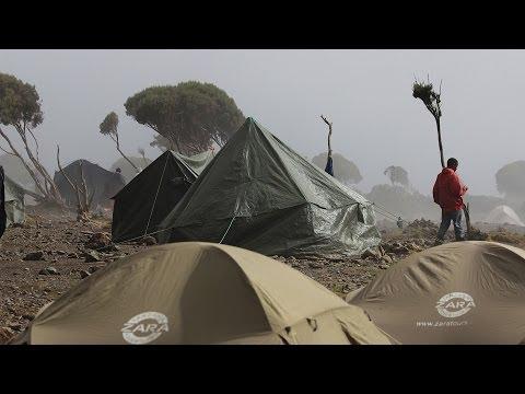Mount Kilimanjaro, Tanzania (Machame Route)