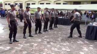 Yel-Yel Ditpolair Polda Aceh 2013 juara 1 sejajaran Polda Aceh ( Ditpolair Polda Aceh )