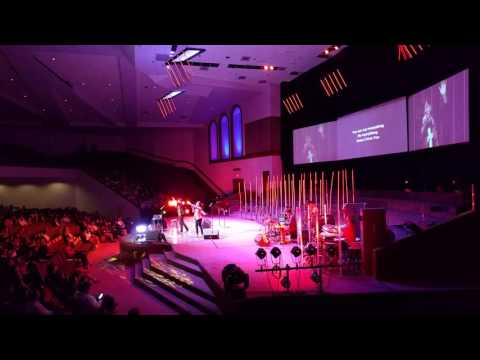 I Need You by Edward Chen - Don Moen concert in LA