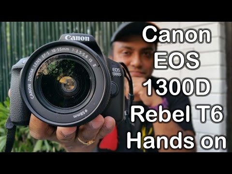Canon EOS 1300D Review Videos