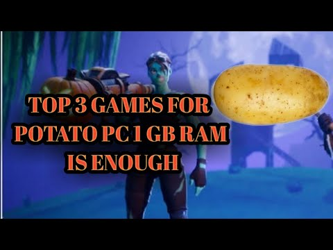 Top 3 Games For Potato Pc 3d Games|1 Gb Ram Is Enough|