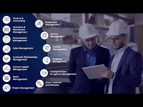 The Best ERP Software | Top Enterprise Resource Planning Software | The Ultimate Business Suite