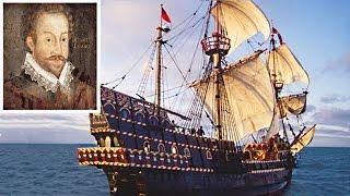 Sir Francis Drake - Ritter-Pirat in den Dienst der Königin (Doku Hörbuch)