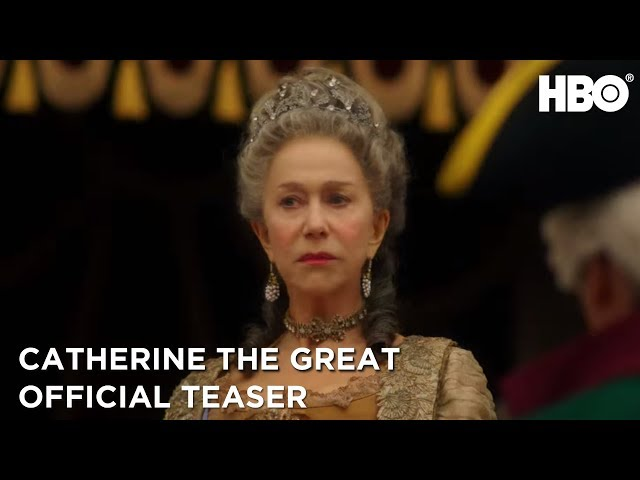 Catherine the Great (2019) | Official Teaser | HBO