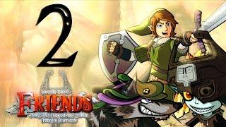 Super Best Friends Play The Legend of Zelda: Twilight Princess (Part 2)