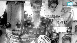 Eva Perón: Voto femenino - Canal Encuentro