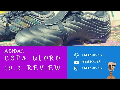 9908440713e6 adidas Copa Gloro 19.2 Firm Ground Cleats Review - YouTube