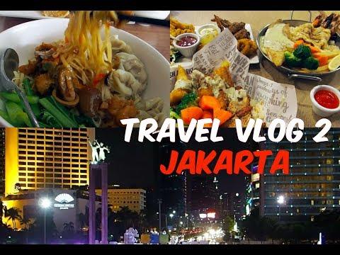 Thamrin City, Bakmi & Jakarta's Famous Roundabout   Travel Vlog 2
