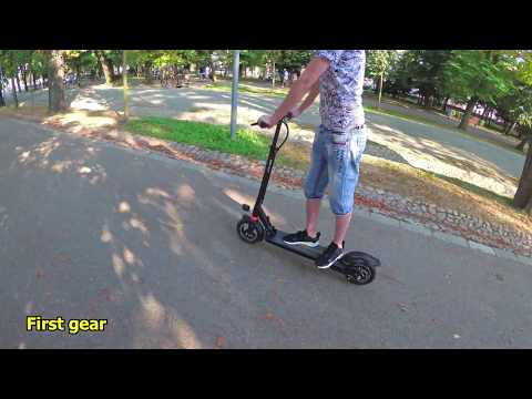 "Electric Scooter - Joyor Y5S (500W, Brushless, 48V, 13Ah, Lithium 18650, 10"", 50km, Disc Brake)"