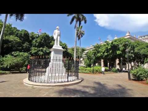 De Armas Square, Plaza de Armas, old Havana, Habana vieja, Cuba - InHavana