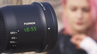 Dancing in New York with the FUJINON MK18-55mm T/2.9 Cine Lens
