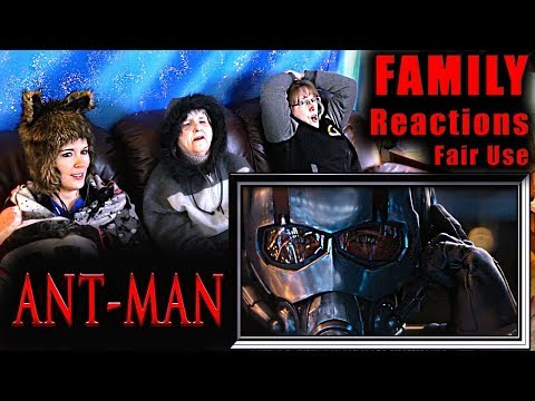 Ant-Man | FAMILY Reactions | Fair Use