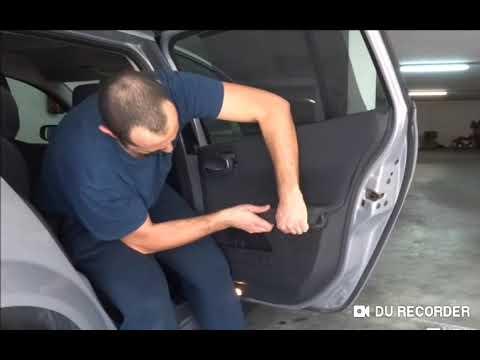 Renault Megane 2 Arka Kapı Sökümü