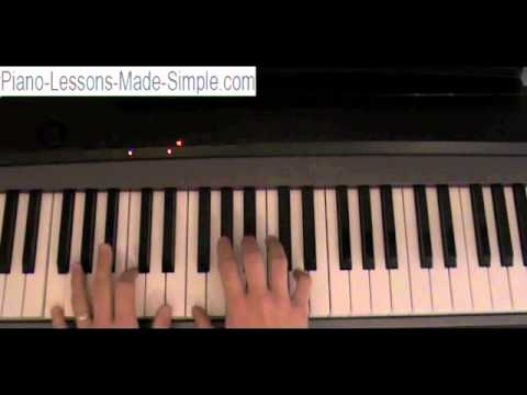 How To Play Love The Way You Lie By Eminem Featuring Rihanna Piano Tutrorial