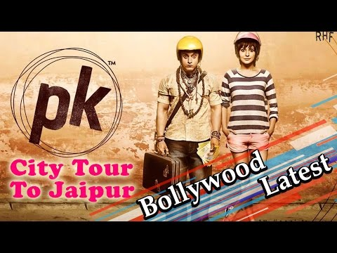PK City Tour Hungama: Jaipur; Aamir, Shah Rukh Khan, Salman To Be Directed By Rajkumar Hirani?