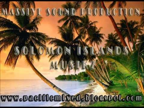 Dezine Ft G Cube - Auwabua [Solomon Islands Music 2014]