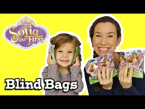 Sofia The First Blind Bags