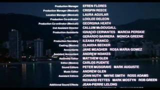 Licence to Kill End Credits - If You Asked Me To - 24FPS