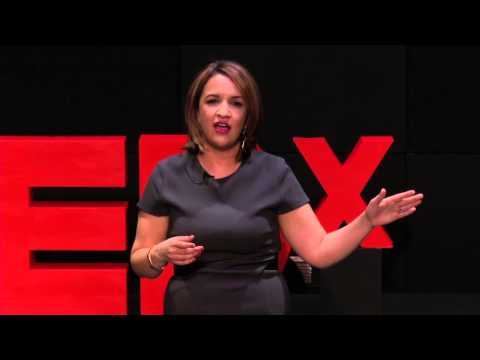 Dream wild: imagining yourself out of poverty | Michelle Herrera Mulligan | TEDxBarnardCollege