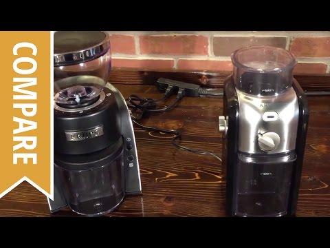 Compare: Krups Coffee Grinders
