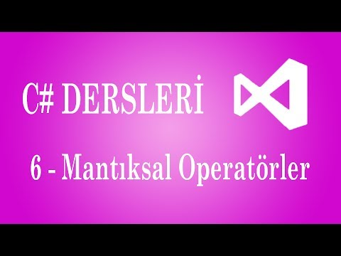 C# Dersleri | 6