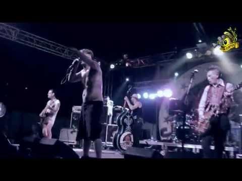▲King Kurt - Wreck a party rock - Psychobilly Meeting 2014