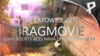 CS:GO IEM Katowice 2016 Highlights (Fragmovie)