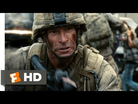 Battle: Los Angeles - Saving Civilians Scene (4/10) | Movieclips